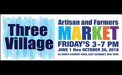 Three Village Artisan & Farmers' Market