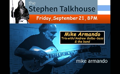 Mike Armando Live at The Stephen Talkhouse
