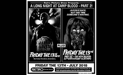 Friday The 13th Part VI & Part VII (35mm Double Feature)