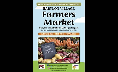 Babylon Village Farmers Market