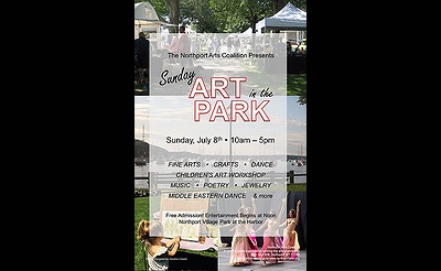 Art, Music & Poetry in the Park 2018