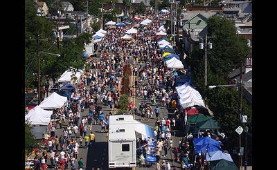 "The ""40th""  Williston Day Street Fair"