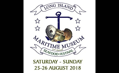 27th Annual Seafood Festival at Maritime Museum