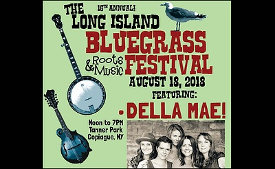 16th Annual Long Island Bluegrass Festival