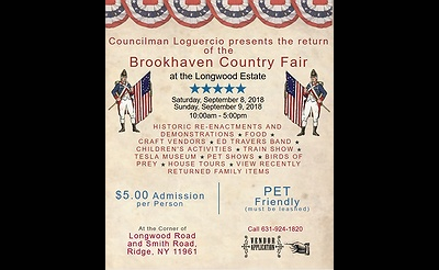 2018 Brookhaven Country Fair