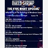 Baked Shrimp Presents: Th