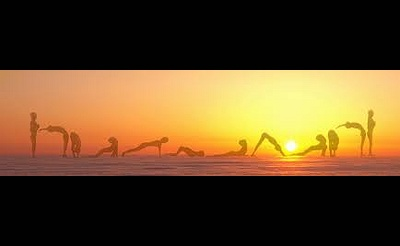 Welcome Summer Solstice Yoga Class