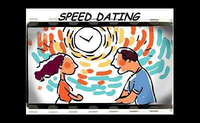 7-in-Heaven Speed Dating: Women 38- 49 / Men 40-53