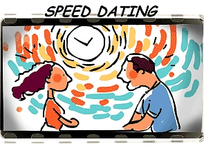 Speed dating 38