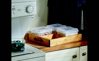 DIY Workshop: Storage Caddy
