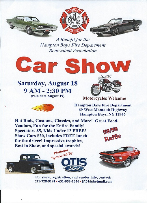 5th Annual Car Show