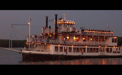 7-in-Heaven Boat Cruise Dinner Dance - All Ages