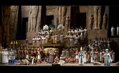 Guild Hall presents The Met: Live in HD―Aida (Giuseppe Verdi) (Encore screening)