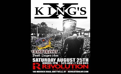 King's X at Revolution