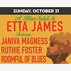 Salute ETTA JAMES -Janiva