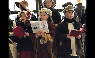 "Casting ""Street Characters"" for the 23rd Annual Port Jefferson Charles Dickens Festival"