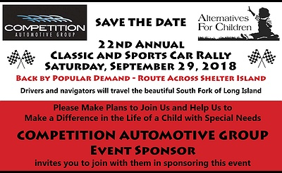 Classic & Sports Car Rally