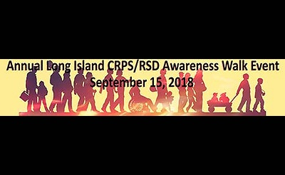 3rd Annual Long Island CRPS/RSD Awareness Walk Event