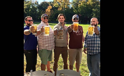 Oktoberfest at The Mansion at Glen Cove
