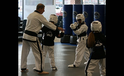 Children's Self-Defense, Anti-Bullying classes (ages 6-9)