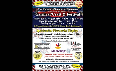 Holbrook Carnival and Craft Festival 2018