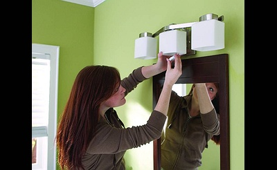 DIY Workshop: Installing Light Fixtures