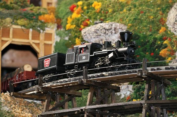 TMB Model Train Club - Open House