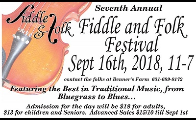 Fiddle and Folk Festival