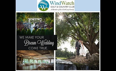 Bridal Showcase at Wind Watch Golf & Country Club