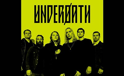 "Underoath ""Erase Me Tour"" with Dance Gavin Dance & The Plot In You"