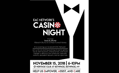 EAC Network's Casino Night
