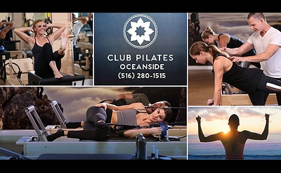Club Pilates Oceanside Soft Opening Event
