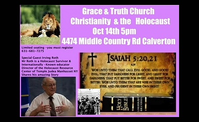 Christianity and the Holocaust