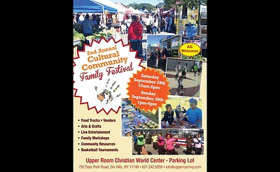 Cultural Community Family Festival
