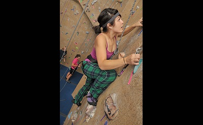 7-in-Heaven Rock Climbing Indoors - All Ages All Skills