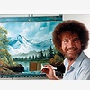 BOB ROSS PAINT NITE