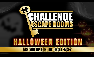 Halloween Themed Escape Room Experiences