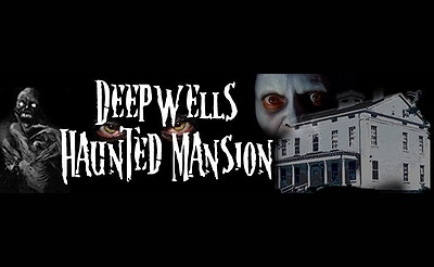 Deepwells Haunted Mansion 2018