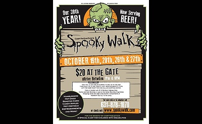 Spooky Walk - The 30th Year