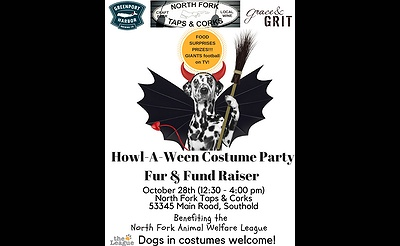Howl-A-Ween Costume Party Fur & Fund Raiser