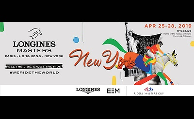 Longines Masters of New York at NYCB LIVE