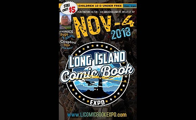 Long Island Comic Book Expo