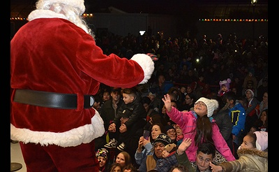 Annual Brookhaven Town Tree Lighting