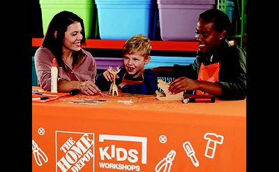Kids Workshop: Sled with Reindeer