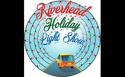 The Riverhead Holiday Light Show!
