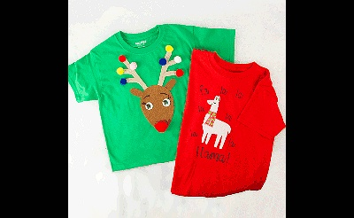 MAKEbreak Cute Christmas T-Shirts