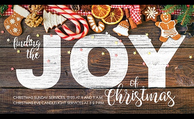 Celebrate Christmas at South Bay Bible Church