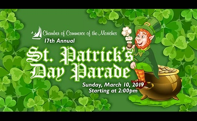 Moriches' 2019 St. Patrick's Day Parade