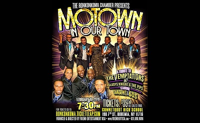 Ronkonkoma Chamber Presents Motown in Our Town