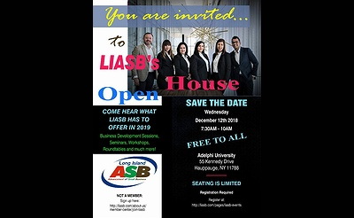 LIASB's Open House
